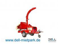 Holzhäcksler Dücker HM200 bis 200mm Durchmesser