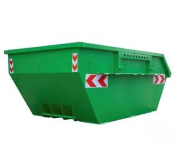örtlicher Containerdienst