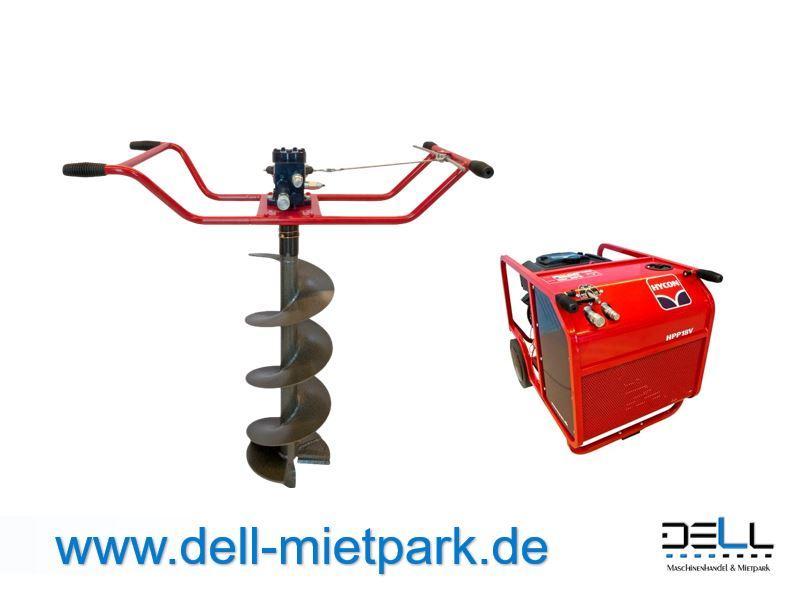 hydraulische 2-Mann Erdbohrer