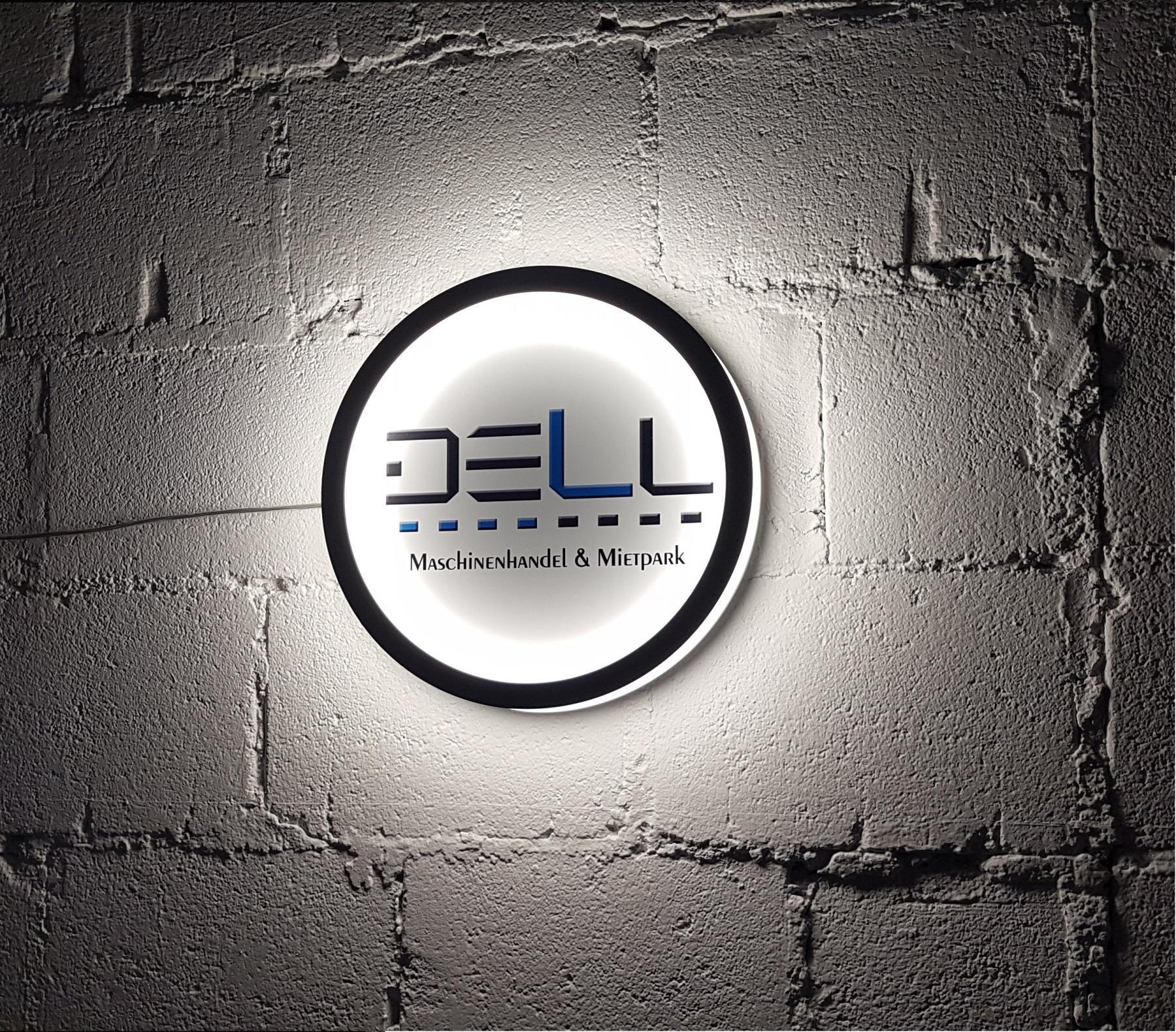 DELL Maschinenhandel & Mietpark Im Jahr 2016 wurde die Firma DELL Maschinenhandel & Mietpark vom Inhaber Eugen Dell gegründet.