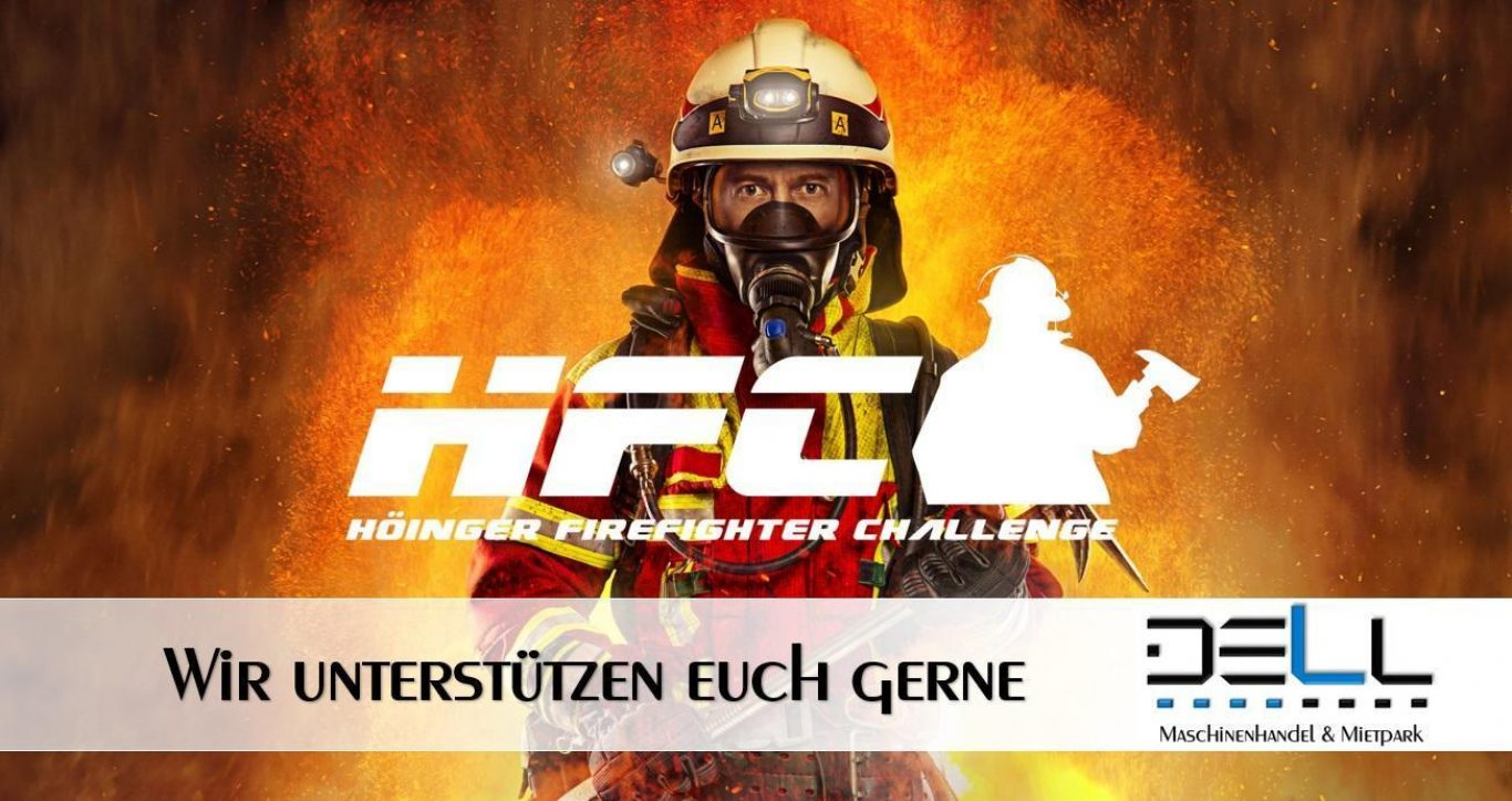 2. Höinger Firefighter Challenge - Am 27.April 2019 Ortsmitte Ense-Höingen