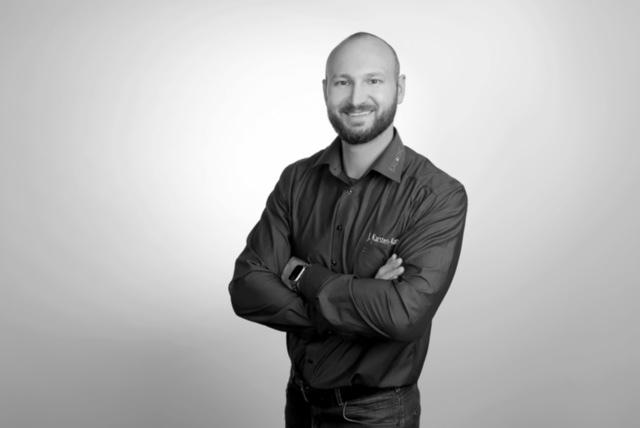 Verkaufsberater Johannes Karsten-Korolew